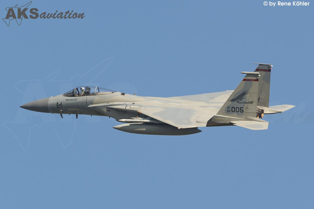 F-15C 84-0005 001 aks