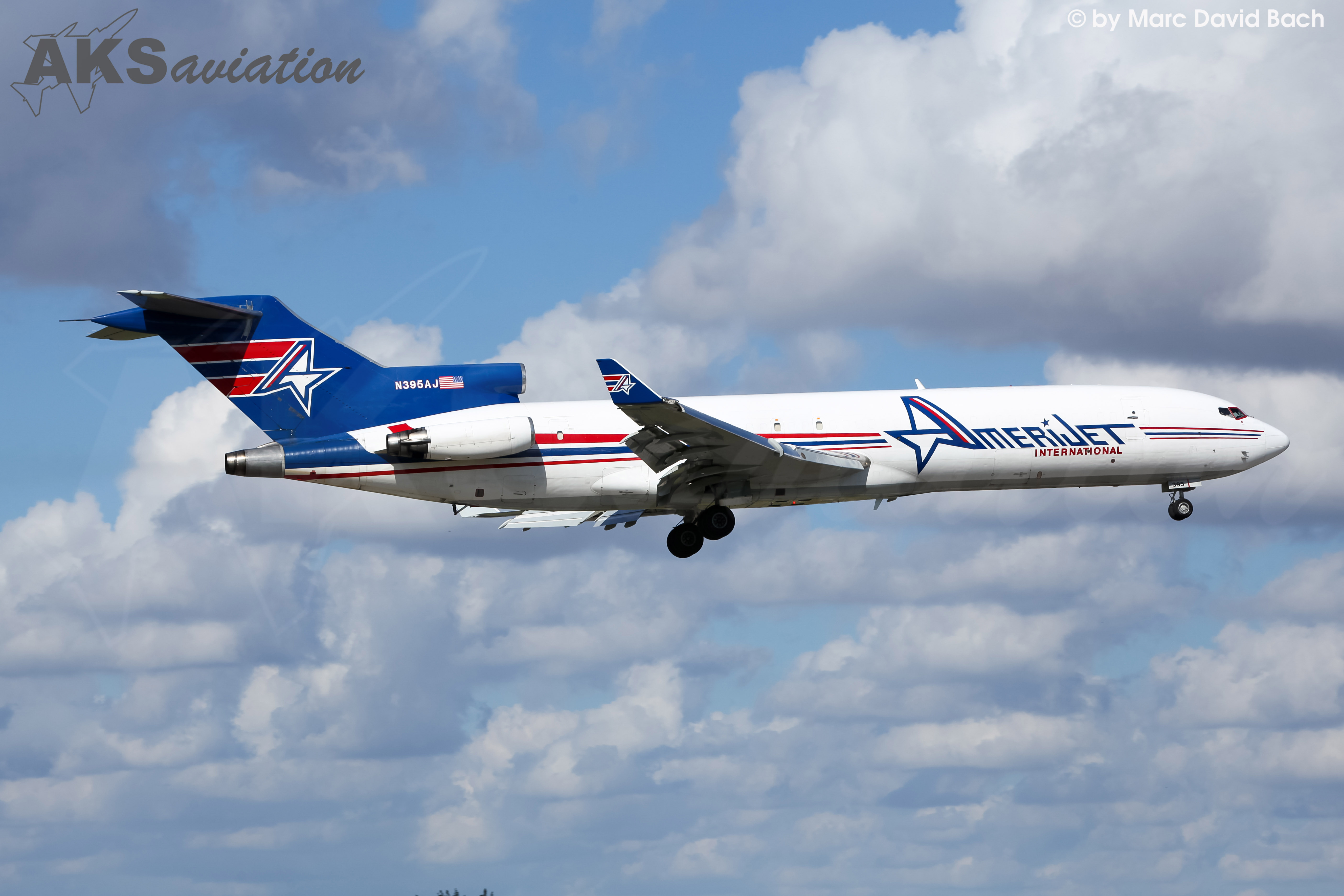 [CIVIL] Boeing 727-233_Adv_F  N395AJ  Amerijet International Airlines