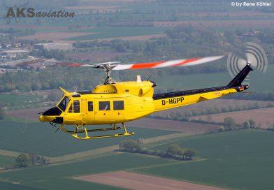 Agrarflug Bell 212 & ADAC EC135