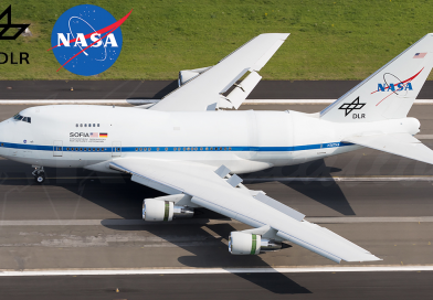 SOFIA – DLR & NASA 747SP