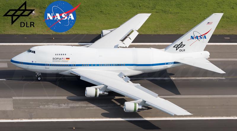 SOFIA – DLR & NASA 747SP