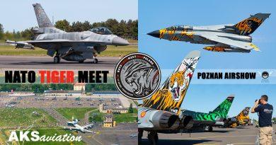 NATO Tiger Meet 2018 Poznan