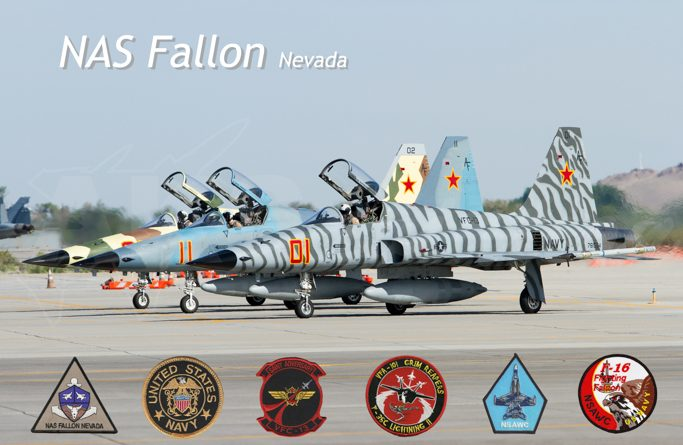 Naval Air Station Fallon, NV