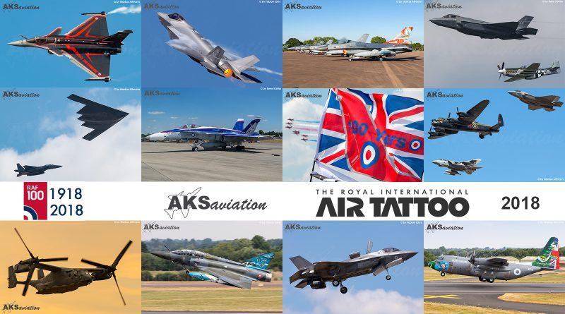 RIAT 2018 – RAF 100