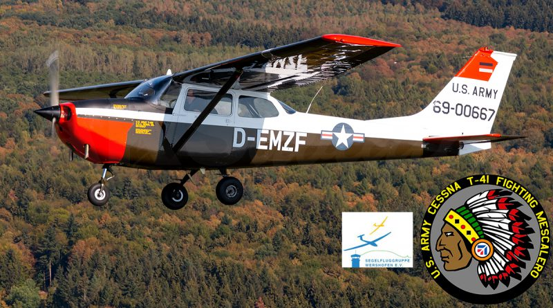 Classic Cessna Meeting Wershofen 2018