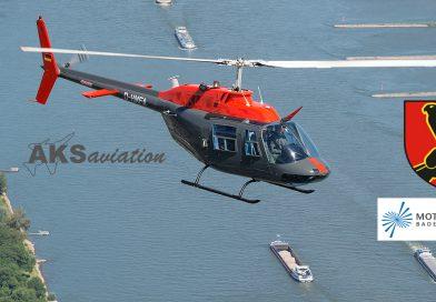 Bell 206 IHAZ Bückeburg